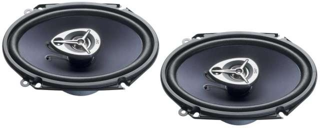 JVC CS-V6835 3 Way Coaxial Speaker System