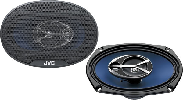 JVC CS-V6936 3 Way Coaxial Speaker System