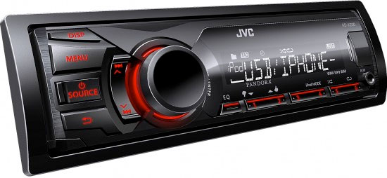 JVC KD-X200E USB/AUX Bluetooth Ready Receiver