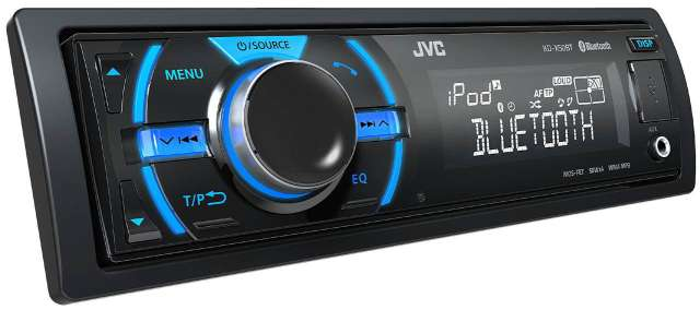 JVX KD-X50BT USB With AUX & Built In Bluetooth Receiver