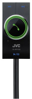 JVC KS-BTA100 Bluetooth interface