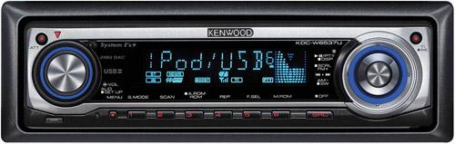 Kenwood KDC-W6537U