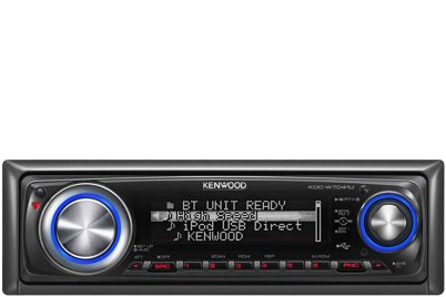 KENWOOD KDC-W7041U CD/MP3/USB STEREO