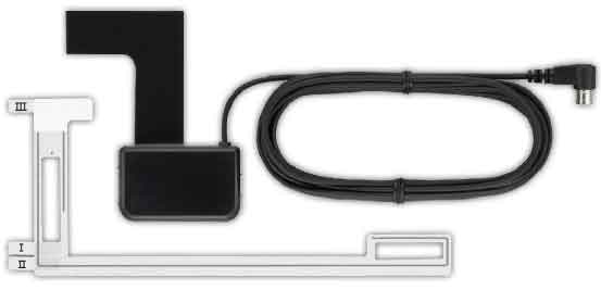 Kenwood DAB-A1 Interior Windscreen Mount DAB Antenna