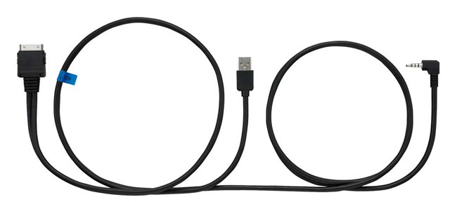 Kenwood KCA-iP202 iPod/iPhone USB Direct cable