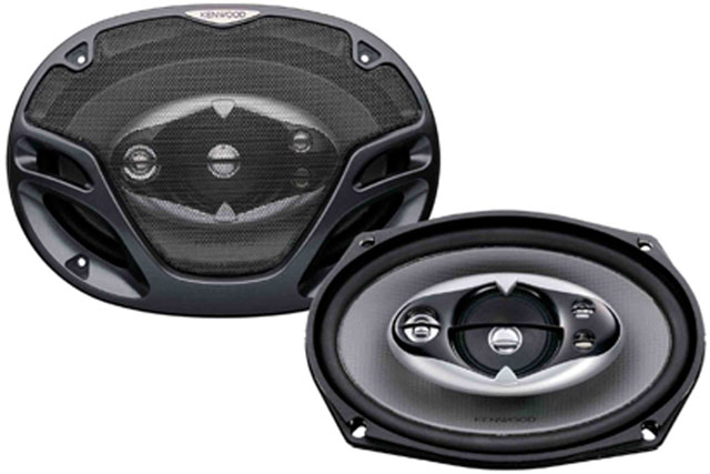 Kenwood KFC-S6982 5 Way 500W Speaker System