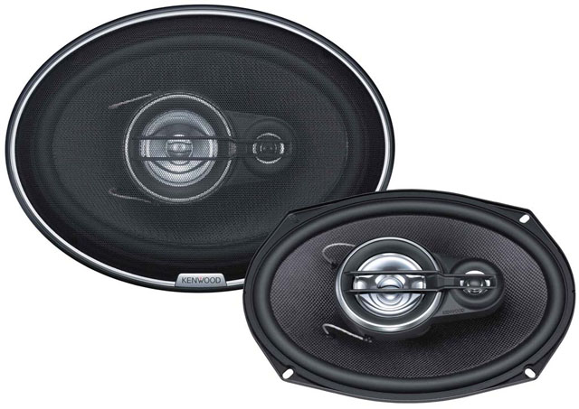 Kenwood KDC-X712 3 Way 400W Speaker System