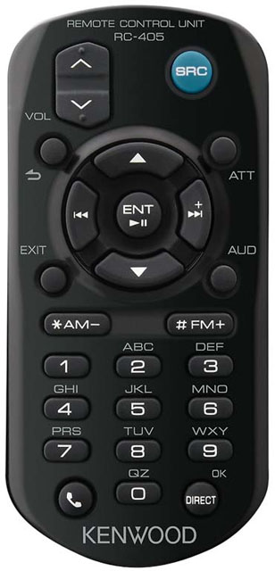 Kenwood KCA-RC405 Infra-red remote