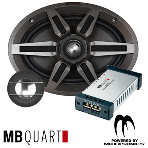 MB Quart PVI269 2 Way 110W Compnent Speaker System