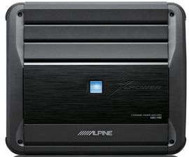 Alpine MRX-F65 4 Channel Amplifier