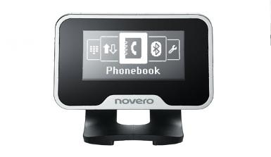Novero The Truly One Bluetooth Hands Free Car Kit With Music