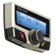 Parrot CK3100 LCD Bluetooth Handsfree Carkit