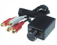 Autoleads PC1-615 Volume Bass controller