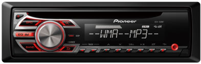 Pioneer DEH-150MP CD/MP3/WMA With AUX Input