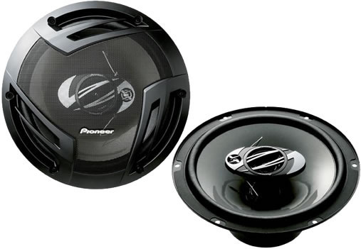 Pioneer TS-A2503i 3 Way Coaxial Speaker System