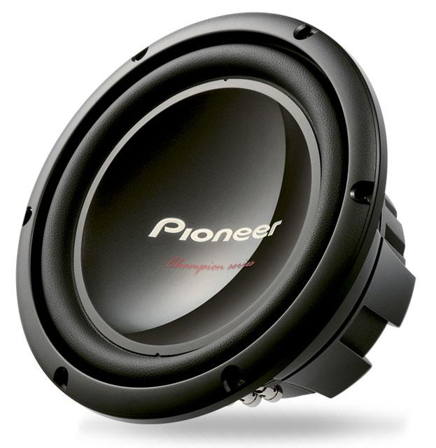 Customer Reviews: Pioneer TS-W304R 12-Inch