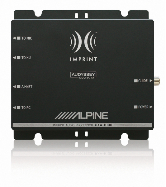 Alpine PXA-H100 Imprint Sound Processor