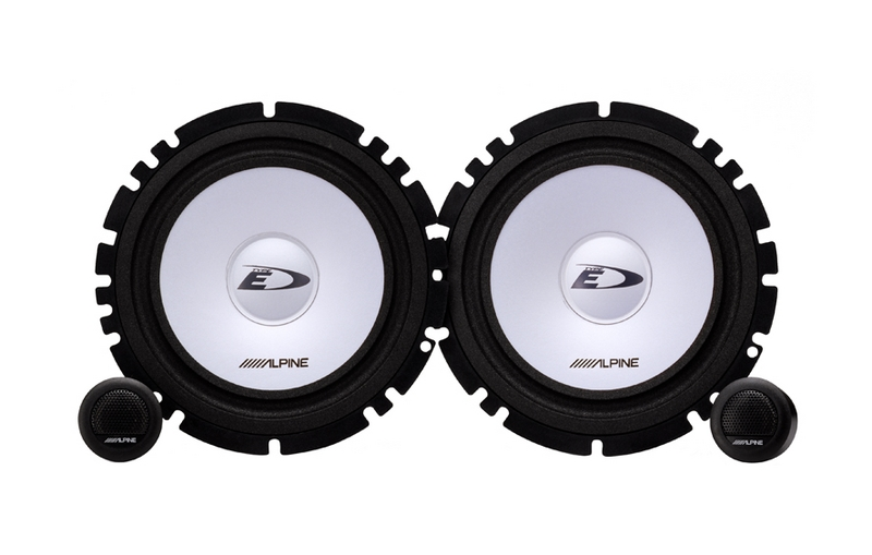 Alpine SXE-1750 2 Way Component Speaker System