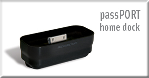 Schosche Passport 5V Home Dock