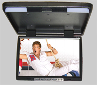 "CKO TU154 15.4"" Roof Mount Light Weight Wide Screen Monitor"