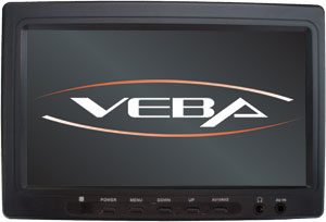 "Veba AV70HR 7.0"" Monitor"