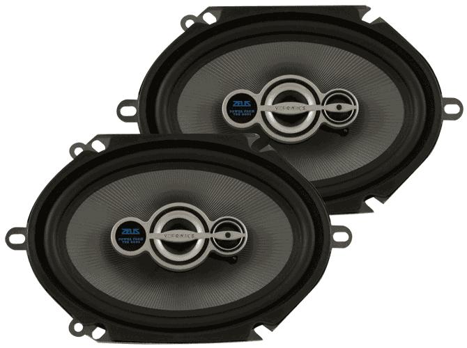 Hifonics ZXi 683 Coaxial Speaker System