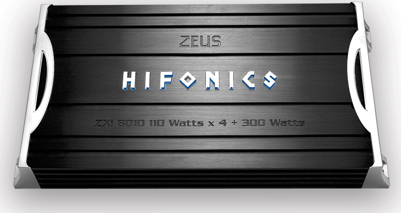 Hifonics Zeus ZXi 8410 4 Channel Amplifier