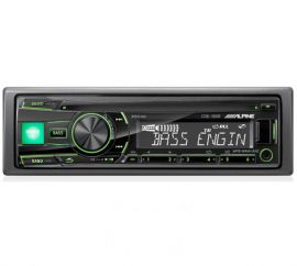 Alpine CDE-180R CD/Tuner/USB and Aux