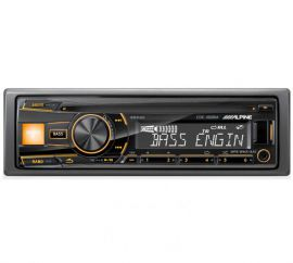 Alpine CDE-180RM CD/Tuner/USB and Aux