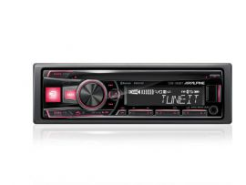 Alpine CDE-183BT cd/tuner/usb with bluetooth