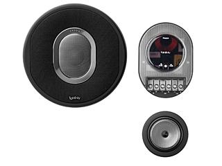Infinity Kappa 50.9Cs 13CM Component Speaker System