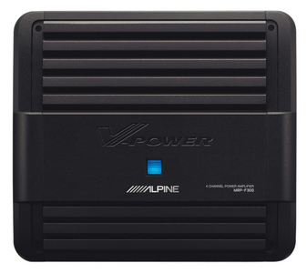 Alpine MRP-F300 4 Channel Amplifier