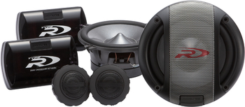 Alpine SPR-13S 5-1/4� (13cm) Component 2-Way Speaker