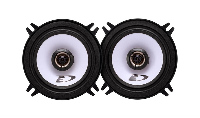 Alpine SXE-1325S 2 Way Coaxial Speaker System