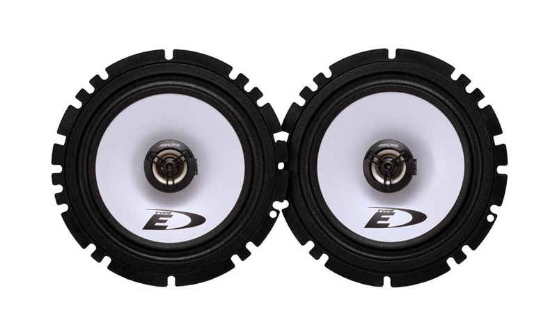 Alpine SXE-1725S 2 Way Coaxial Speaker System