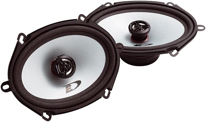 Alpine SXE-4625S 2 Way Coaxial Speaker System