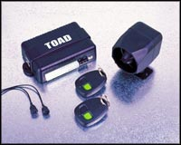 Toad A101cl Remote Alarm System